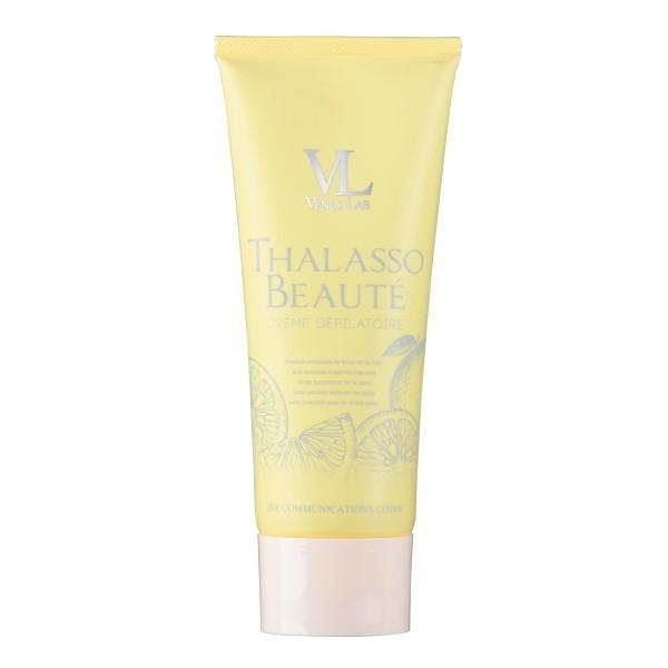 タラソボーテエピクリーム ゆずの香り / 本体 / 200g / ゆずの香り