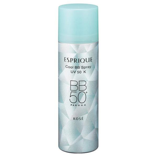 【限定品】ひんやりタッチ BBスプレー UV 50 K / ミニサイズ / 【02】標準的な肌色 / 35g / 無香料