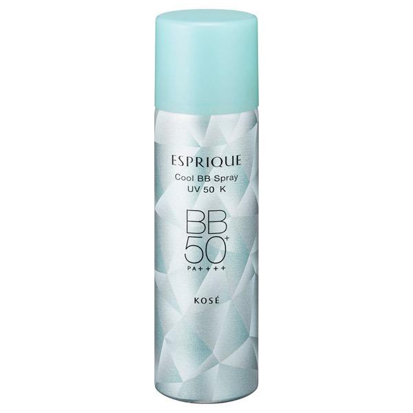【限定品】ひんやりタッチ BBスプレー UV 50 K / 本体 / 【02】標準的な肌色 / 60g / 無香料