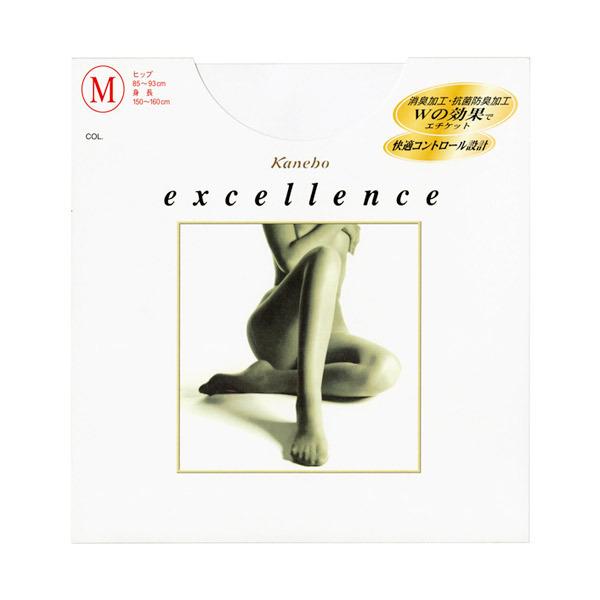 excellence DCY / ピュアブラック / Mサイズ・1枚入り