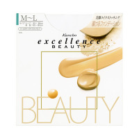 excellence BEAUTY / ピュアベージュ / M-Lサイズ・1枚入り / ピュアベージュ / M-Lサイズ・1枚入り
