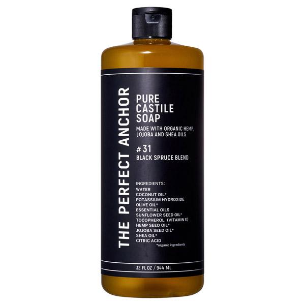 ザ・パーフェクトアンカー ブラックスプルースブレンド #31 / 944ml / ブラックスプルースブレンドの香り