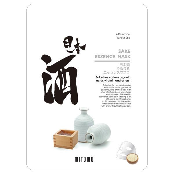 美友うるうるエッセンスマスク SK(日本酒) / 6枚