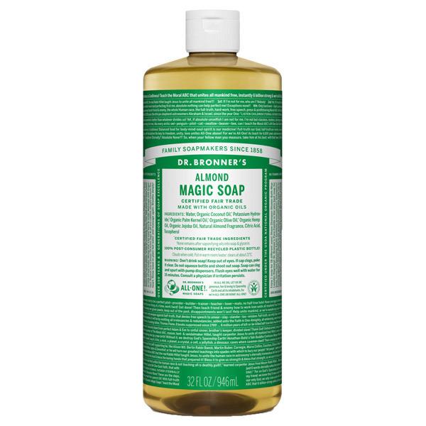 マジックソープ アーモンド / 946ml / ナッツのような甘い香り
