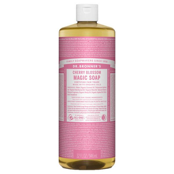 マジックソープ チェリーブロッサム / 946ml / ほのかに甘くピュアな香り