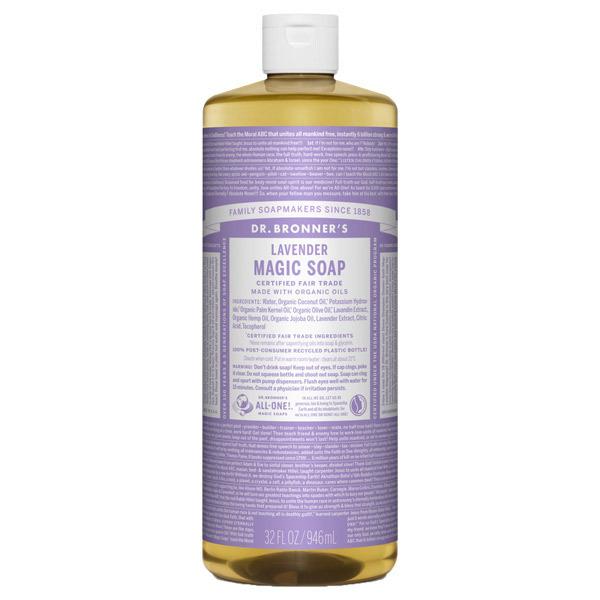 マジックソープ ラベンダー / 946ml / リラックスするラベンダーの香り