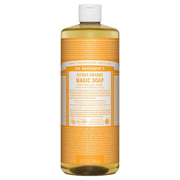 マジックソープ シトラスオレンジ / 946ml / フレッシュな柑橘の香り