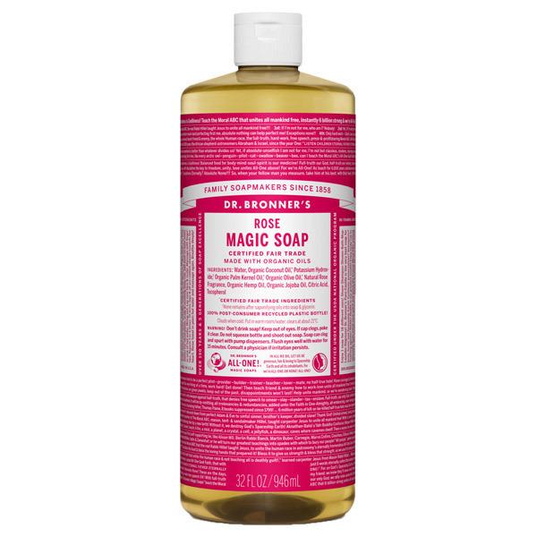 マジックソープ ローズ / 946ml / やさしいローズの香り