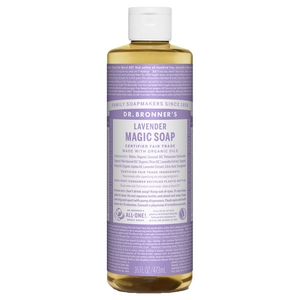 マジックソープ ラベンダー / 473ml / リラックスするラベンダーの香り