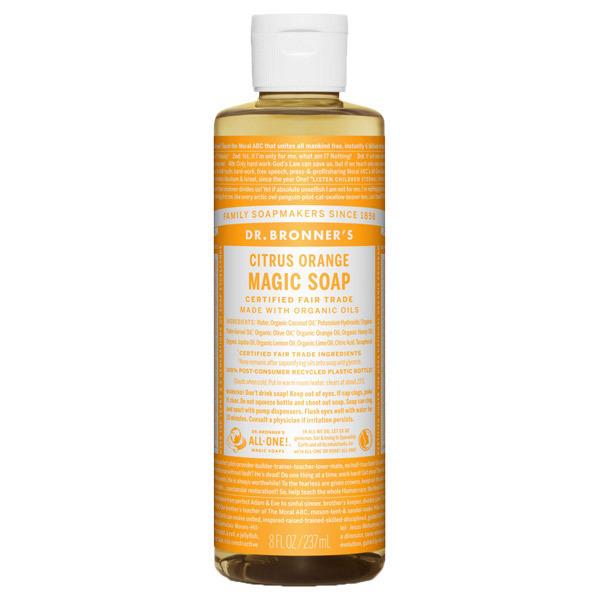 マジックソープ シトラスオレンジ / 237ml / フレッシュな柑橘の香り