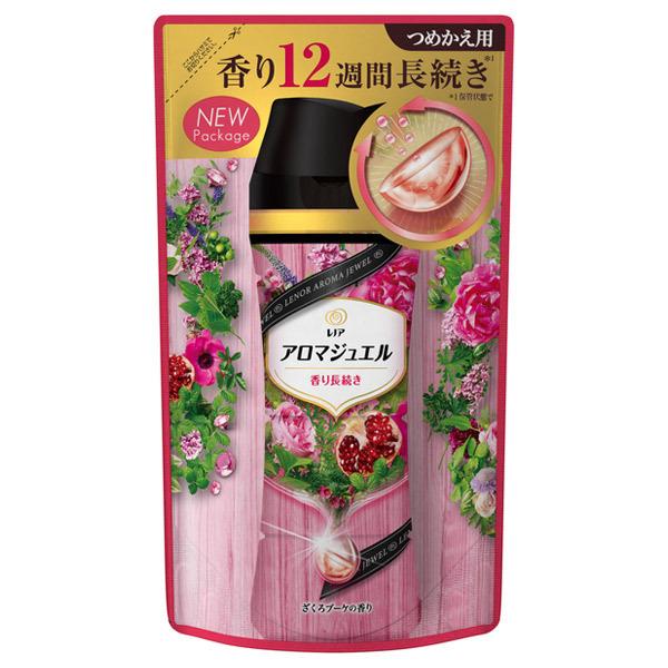 レノアハピネスアロマジュエル ざくろブーケの香り / 詰替え / 455ml