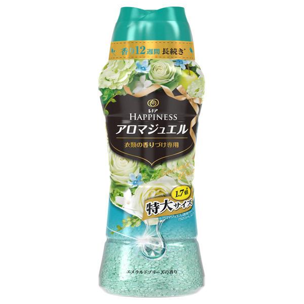 レノアハピネスアロマジュエル エメラルドブリーズの香り / 本体 / (特大)885ml