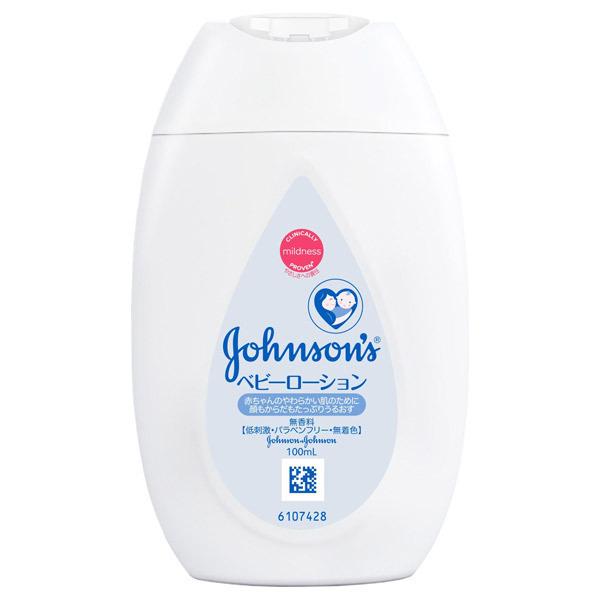 ジョンソン ベビーローション / 100ml / 無香料