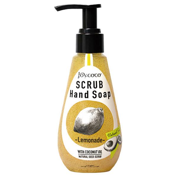 スクラブハンドソープ レモネード / 本体 / 200ML / 甘酸っぱいレモネードの香り