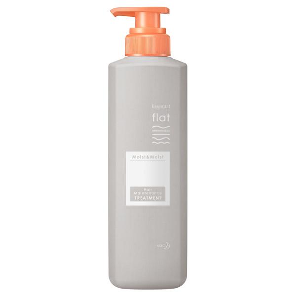 くせ・うねりメンテナンストリートメント(モイスト&モイスト) / トリートメント本体 / 500ml / 気分前向きリフレッシュフローラルの香り
