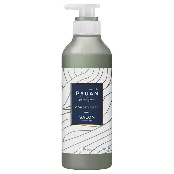 PYUAN ユニーク コンディショナー / コンディショナー本体 / ポンプ / 425ml / リリー&サボンの香り