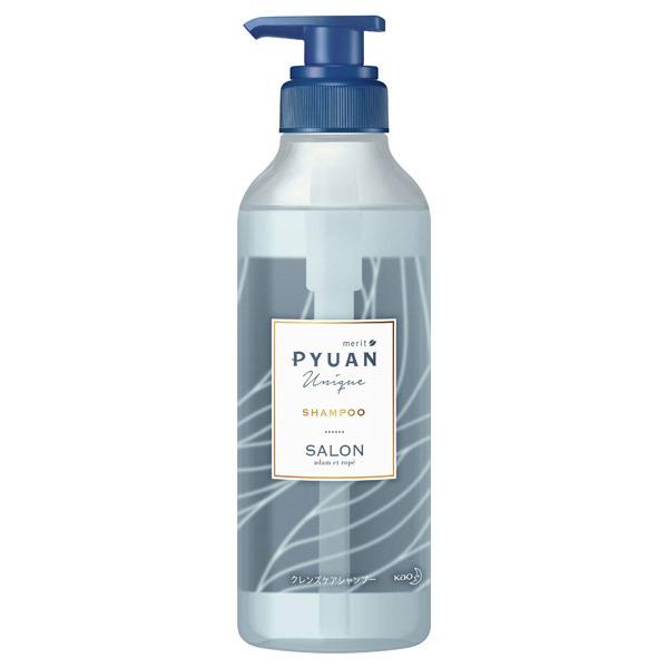 PYUAN ユニーク シャンプー / シャンプー本体 / 425ml / リリー&サボンの香り