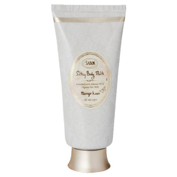 シルキーボディミルク マンゴー・キウイ / 200mL / トロピカルフルーツ、マンゴーとキウイの香り
