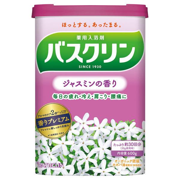 バスクリン ジャスミンの香り / 本体 / 600g / ジャスミンの香り