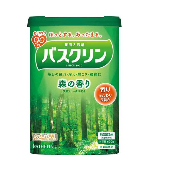 バスクリン 森の香り / 本体 / 600g / 森の香り