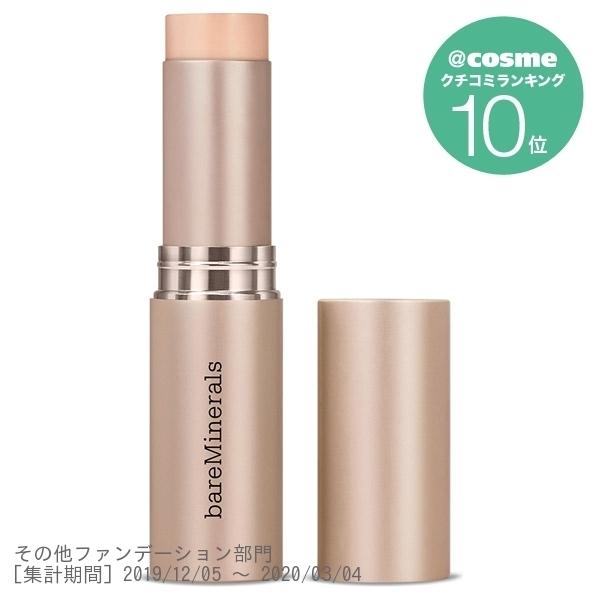 CR ハイドレイティング ファンデーション スティック / 【オパール 01】ピンク系の明るい肌色 / 10g / みずみずしい潤い感 / 無香料