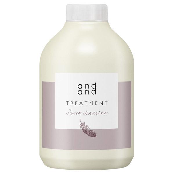 トリートメント ときめく (スウィートジャスミンの香り) / コンデショナー詰替え / 480ml / スウィートジャスミンの香り