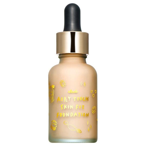 エアリータッチ スキンフィット ファンデーションセラム / ナチュラルベージュ / 28ml / ラ・フランスの香り