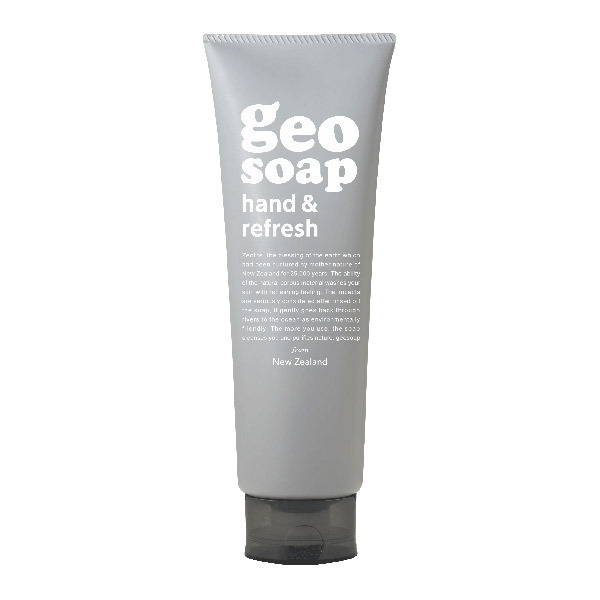 geosoap hand & refresh / 250g / レモングラス