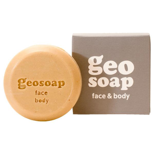 geosoap face & body / 105g / レモングラス