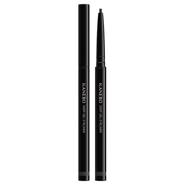 カネボウ ディープジェルアイライナー / 本体 / 01 Sharp Black / 0.1g