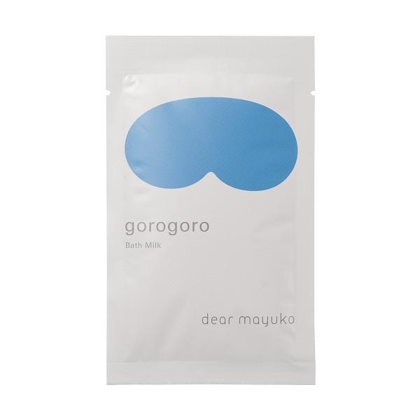 バスミルク gorogoro / 20ml