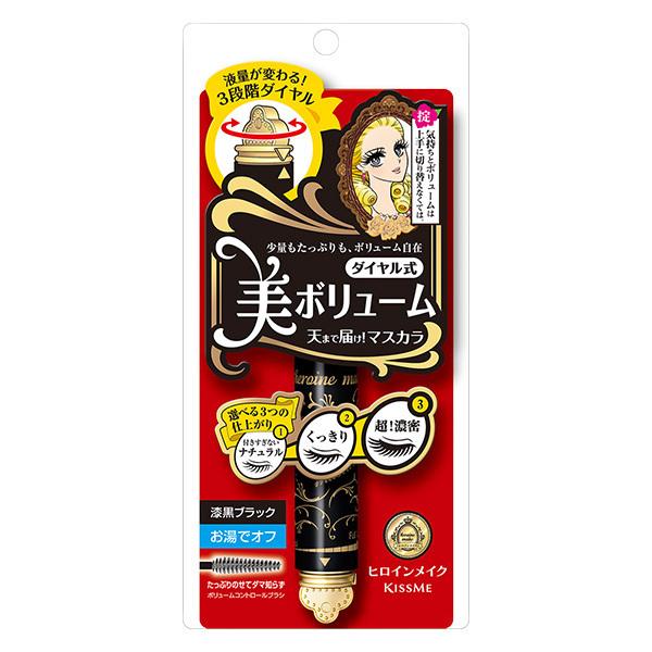 ボリュームコントロールマスカラ / 本体 / 01 漆黒ブラック / 5g