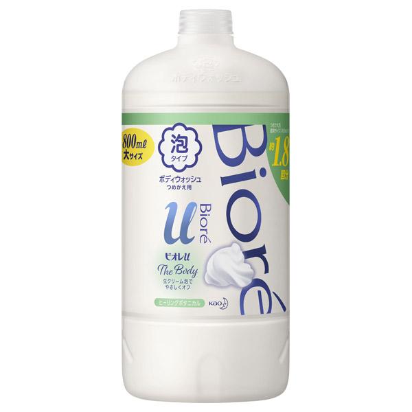 ザ ボディ 泡タイプ 清々しいヒーリングボタニカルの香り / 詰替え / 800ml / ヒーリングボタニカルの香り