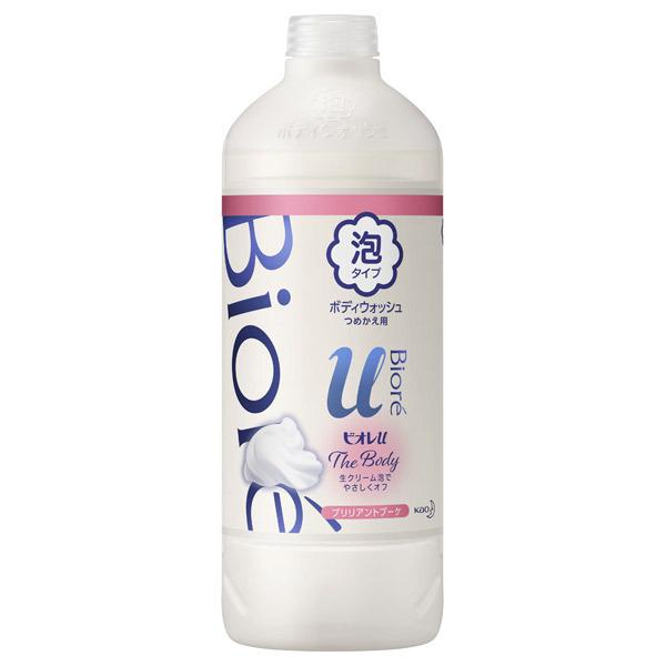 ザ ボディ 泡タイプ 華やかなブリリアントブーケの香り / 詰替え / 450ml / ブリリアントブーケの香り