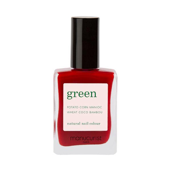 グリーン ナチュラルネイルカラー / レッドチェリー 31005 / 15ml