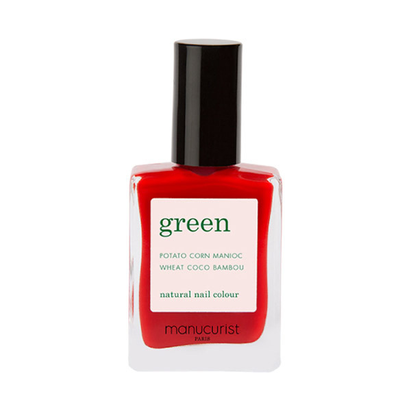 グリーン ナチュラルネイルカラー / ポピーレッド 31003 / 15ml
