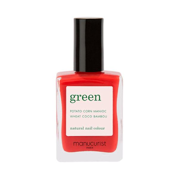 グリーン ナチュラルネイルカラー / レッドコーラル 31002 / 15ml