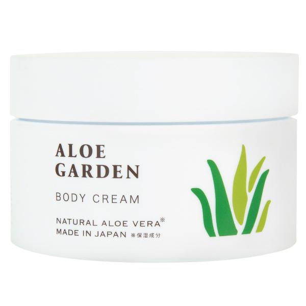 ボディクリーム / 本体 / 120g / アロエグリーンの香り