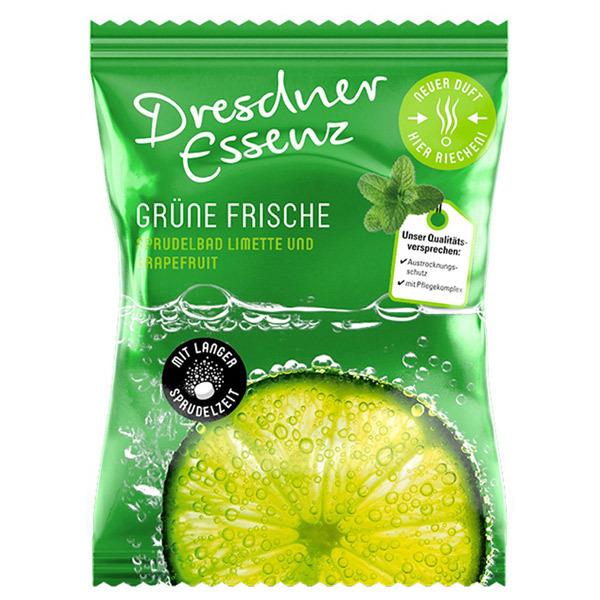 DE スパークリングバス ライム&グレープフルーツ / 本体 / 70g / しっとり / 熟したライムとグレープフルーツの香り