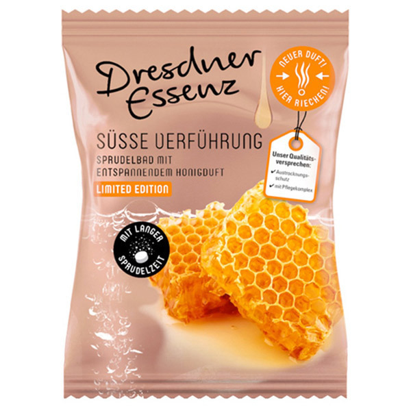 DE スパークリングバス ハニー / 本体 / 70g / しっとり / 甘く温かいハチミツの香り