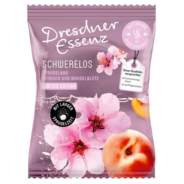 DE スパークリングバス ピーチ&アーモンドブロッサム / 本体 / 70g / しっとり / ビロードのようななめらかな桃の香り