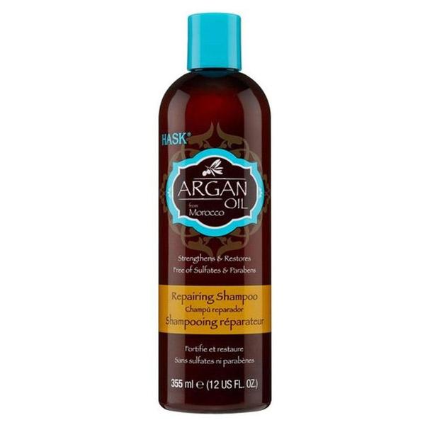 アルガンオイル ダメージケアシャンプー / 355g / シトラスオレンジの香り