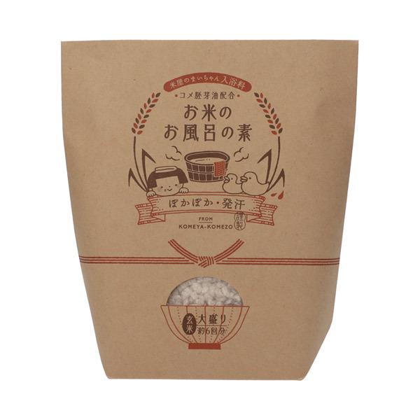 お米のお風呂の素 大盛り(発汗) / 210g / 和風の香り