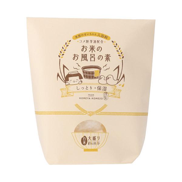 お米のお風呂の素 大盛り(保湿) / 210g / 和風の香り