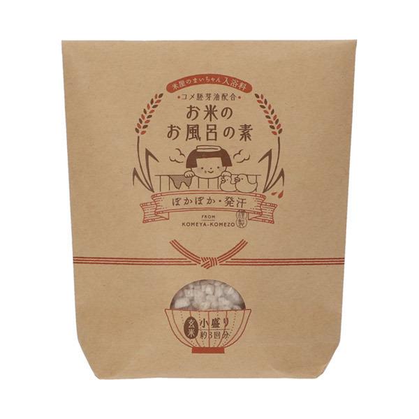 お米のお風呂の素 小盛り(発汗) / 105g / 和風の香り