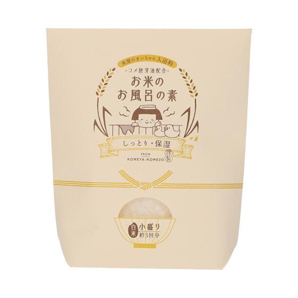 お米のお風呂の素 小盛り(保湿) / 105g / 和風の香り