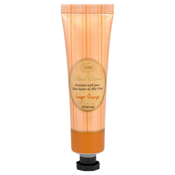 ハンドクリームジンジャー・オレンジ / 50mL / オレンジとジンジャーが紡ぎだす爽やかな香り