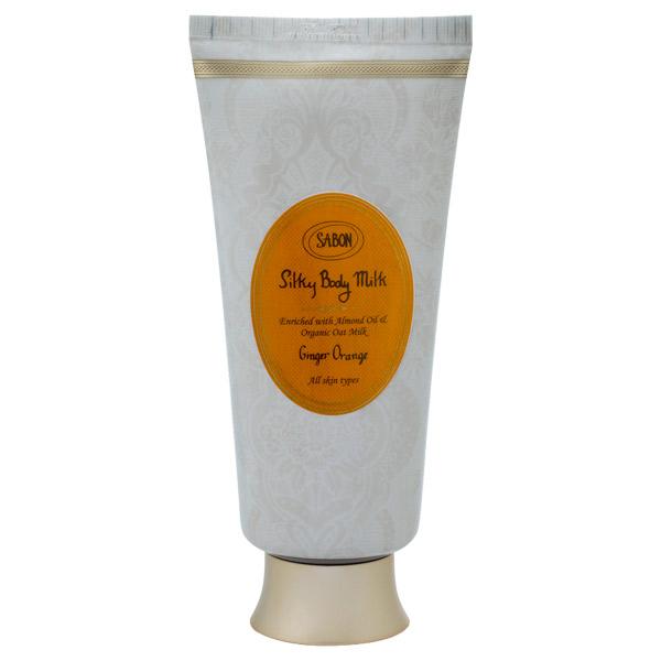シルキーボディミルク ジンジャー・オレンジ / 200mL / オレンジとジンジャーが紡ぎだす爽やかな香り
