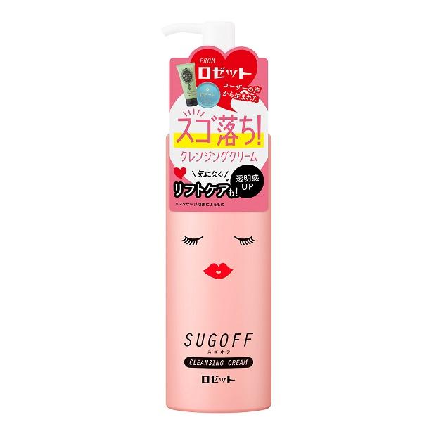 スゴオフクレンジングクリーム / 本体 / 200g / 無香料
