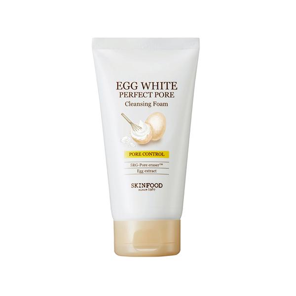 エッグホワイト パーフェクト ポア クレンジングフォーム / 本体 / 150ml / さっぱり / フローラルな香り